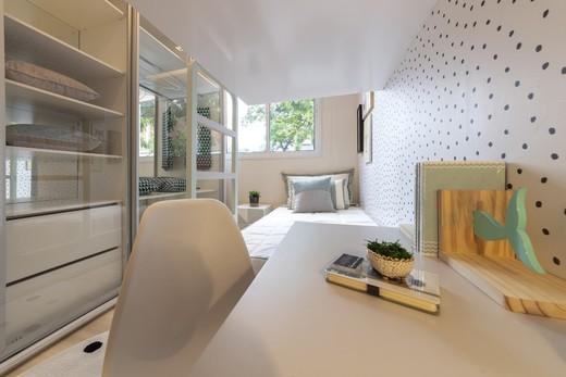 Dormitorio - Fachada - Elev Barra Funda - 572 - 8