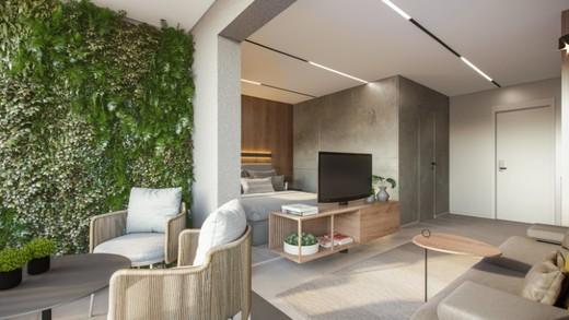 Dormitorio - Fachada - Limited Pinheiros - Residencial - 158 - 8
