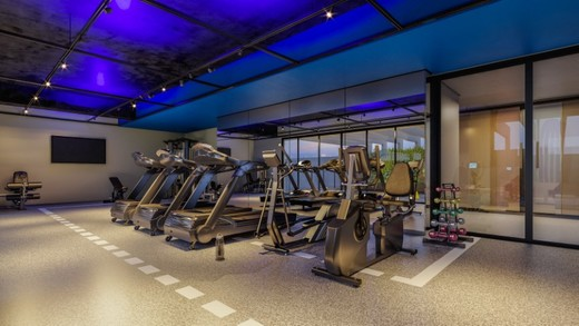 Fitness - Fachada - Limited Pinheiros - Residencial - 158 - 9