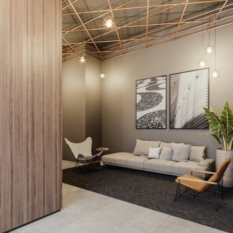 Hall - Fachada - Limited Pinheiros - Residencial - 158 - 5