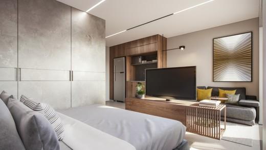 Dormitorio - Fachada - Limited Pinheiros - Residencial - 158 - 7