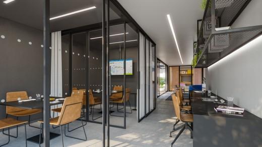 Coworking - Fachada - Limited Pinheiros - Residencial - 158 - 15