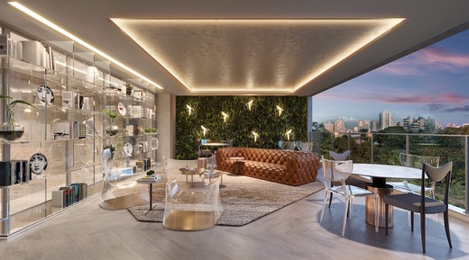 Terraco lounge - Fachada - Glass Art by YOO - 573 - 6