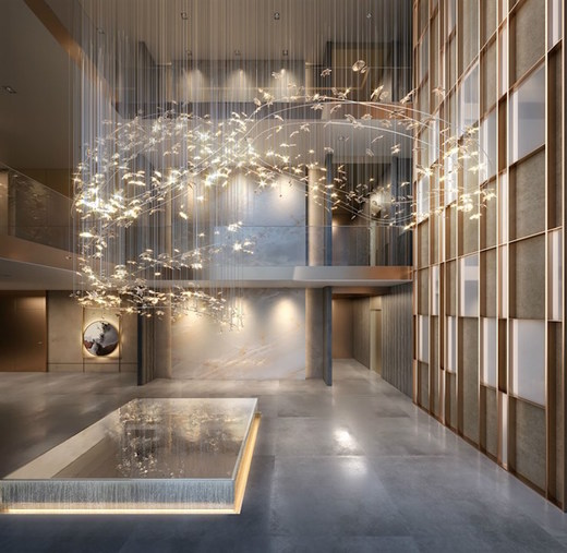 Lobby - Fachada - Glass Art by YOO - 573 - 3
