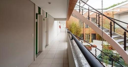 Corredor - Fachada - Office Garden - 162 - 14
