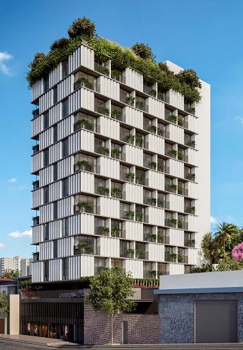 Fachada - Apartamento 1 quarto à venda Vila Madalena, São Paulo - R$ 1.047.500 - II-4571-11844 - 1