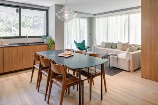 Living - Apartamento 1 quarto à venda Vila Madalena, São Paulo - R$ 1.047.500 - II-4571-11844 - 10