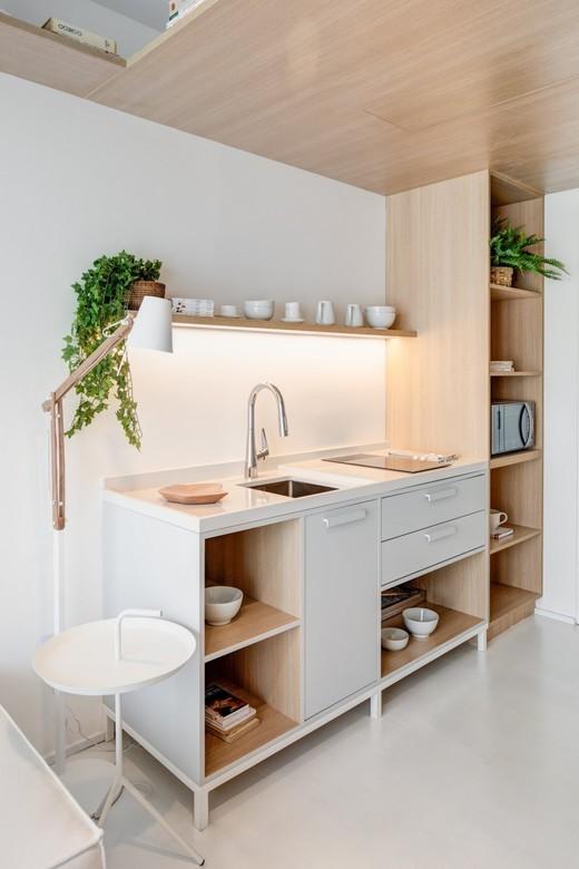 Cozinha - Apartamento 1 quarto à venda Vila Madalena, São Paulo - R$ 1.047.500 - II-4571-11844 - 16