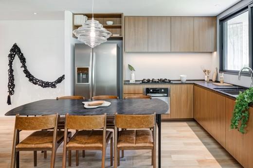 Cozinha - Apartamento 1 quarto à venda Vila Madalena, São Paulo - R$ 1.047.500 - II-4571-11844 - 18