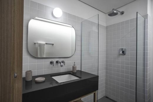 Banheiro - Apartamento 1 quarto à venda Vila Madalena, São Paulo - R$ 1.047.500 - II-4571-11844 - 22
