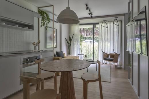 Cozinha - Apartamento 1 quarto à venda Vila Madalena, São Paulo - R$ 1.047.500 - II-4571-11844 - 17