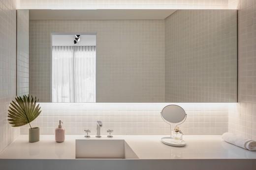 Banheiro - Apartamento 1 quarto à venda Vila Madalena, São Paulo - R$ 1.047.500 - II-4571-11844 - 23