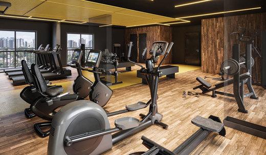 Fitness - Studio à venda Alameda Jauaperi,Moema, São Paulo - R$ 440.550 - II-4581-11863 - 5