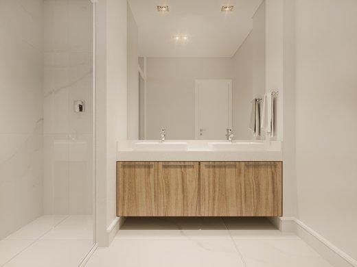 Banheiro - Apartamento à venda Rua José Maria Lisboa,Jardim América, São Paulo - R$ 3.290.000 - II-4723-12007 - 3