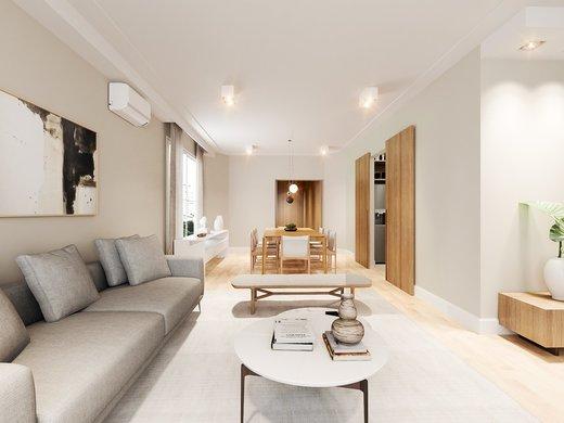 Living - Apartamento à venda Rua José Maria Lisboa,Jardim América, São Paulo - R$ 3.290.000 - II-4723-12007 - 9