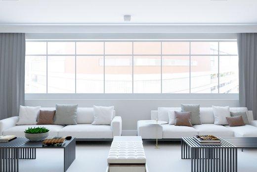 Apartamento à venda Rua Jaques Félix,Vila Nova Conceição, Zona Sul,São Paulo - R$ 3.410.000 - II-4733-12017 - 8