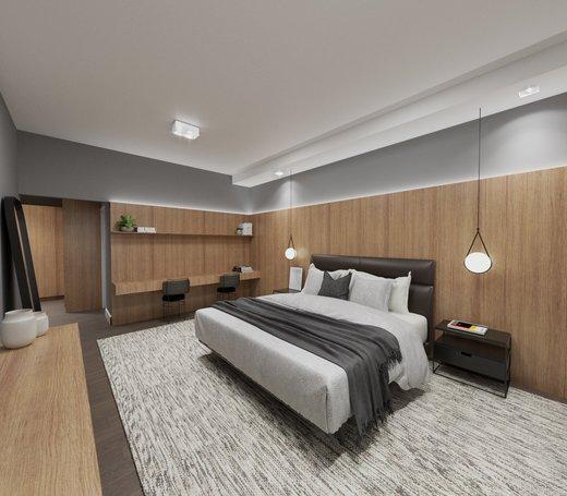 Quarto principal - Apartamento à venda Alameda Franca,Jardim América, São Paulo - R$ 3.230.000 - II-4777-12061 - 3