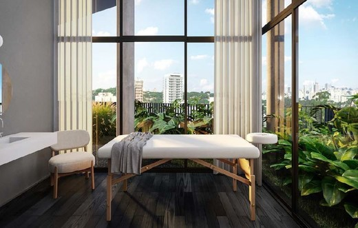 Sala de massagem - Apartamento 1 quarto à venda Vila Madalena, São Paulo - R$ 1.047.500 - II-4571-11844 - 28