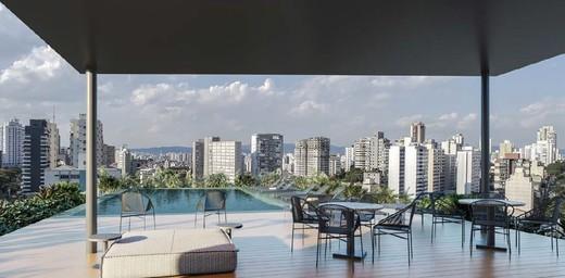 Piscina - Apartamento 1 quarto à venda Vila Madalena, São Paulo - R$ 1.047.500 - II-4571-11844 - 30