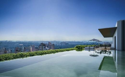 Piscina - Apartamento 1 quarto à venda Vila Madalena, São Paulo - R$ 1.047.500 - II-4571-11844 - 29