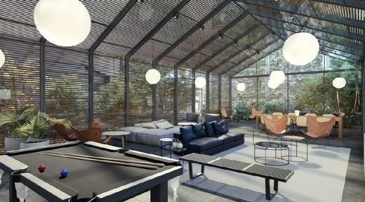 Salao de jogos - Apartamento 1 quarto à venda Vila Madalena, São Paulo - R$ 1.047.500 - II-4571-11844 - 27