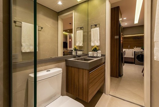 Banheiro - Fachada - Neoconx Freguesia - 576 - 11