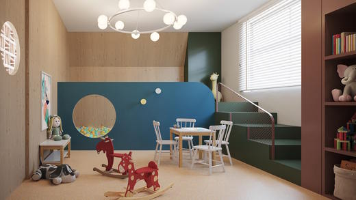 Brinquedoteca - Studio à venda Rua Vieira de Morais,Campo Belo, Zona Sul,São Paulo - R$ 418.758 - II-4798-12091 - 11