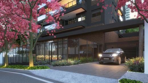 Acesso - Studio à venda Rua Vieira de Morais,Campo Belo, Zona Sul,São Paulo - R$ 418.758 - II-4798-12091 - 5