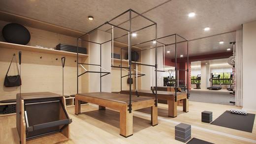 Piltes - Studio à venda Rua Vieira de Morais,Campo Belo, Zona Sul,São Paulo - R$ 418.758 - II-4798-12091 - 9