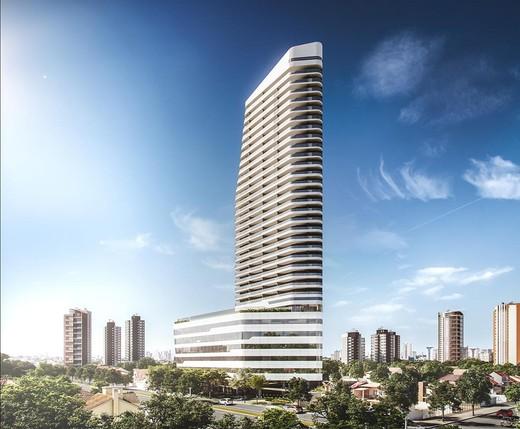 Fachada - Apartamento 1 quarto à venda Pinheiros, São Paulo - R$ 885.237 - II-4801-12103 - 1