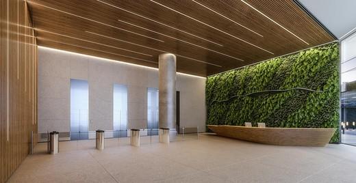 Hall - Apartamento 1 quarto à venda Pinheiros, São Paulo - R$ 885.237 - II-4801-12103 - 9