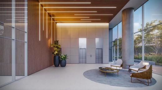 Hall - Apartamento 1 quarto à venda Pinheiros, São Paulo - R$ 885.237 - II-4801-12103 - 11