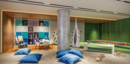 Espaco kids - Apartamento 1 quarto à venda Pinheiros, São Paulo - R$ 885.237 - II-4801-12103 - 29