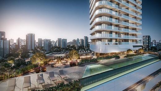 Piscina - Apartamento 1 quarto à venda Pinheiros, São Paulo - R$ 885.237 - II-4801-12103 - 33