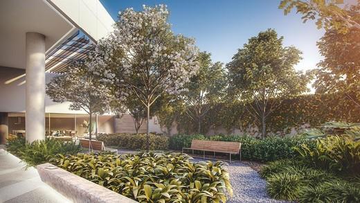Jardim - Apartamento 1 quarto à venda Pinheiros, São Paulo - R$ 885.237 - II-4801-12103 - 37