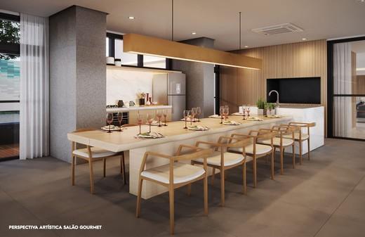 Espaco gourmet - Fachada - Videre Perdizes - 581 - 8