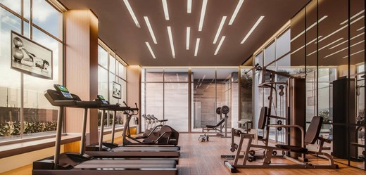 Fitness - Studio à venda Rua Gerivatiba,Butantã, Zona Oeste,São Paulo - R$ 536.323 - II-4812-12146 - 7