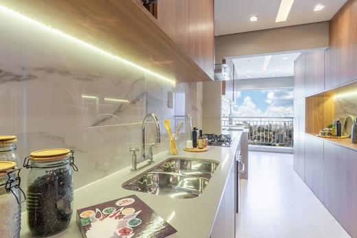 Cozinha - Fachada - High Mooca - 167 - 8