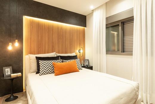 Dormitorio - Fachada - High Mooca - 167 - 9