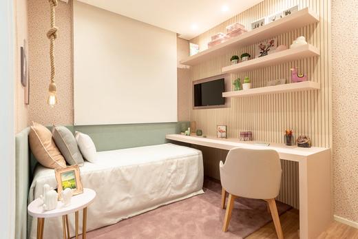 Dormitorio - Fachada - High Mooca - 167 - 11