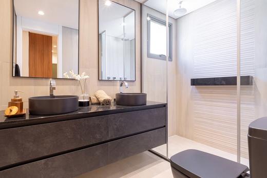 Banheiro - Fachada - High Mooca - 167 - 13