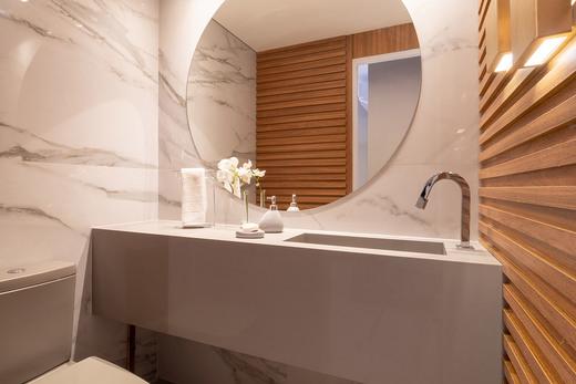 Banheiro - Fachada - High Mooca - 167 - 14