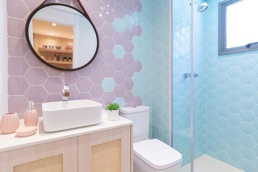 Banheiro - Fachada - High Mooca - 167 - 16