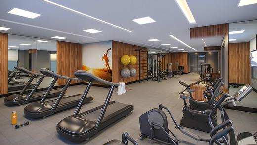 Fitness - Fachada - High Mooca - 167 - 17