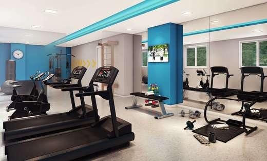 Fitness - Fachada - Vibra Estação Capão Redondo - 580 - 4