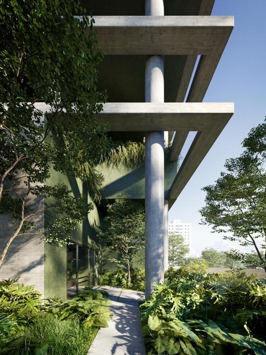 Lobby de entrada - Fachada - Harmonia 1040 - Comercial - 168 - 3
