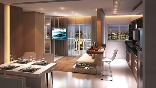 Living - Fachada - Idea Condominium - 587 - 3