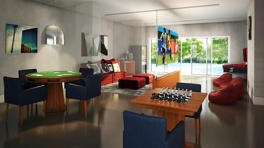 Salao de jogos - Fachada - Idea Condominium - 587 - 11