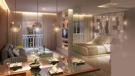 Living - Fachada - Idea Condominium - 587 - 4