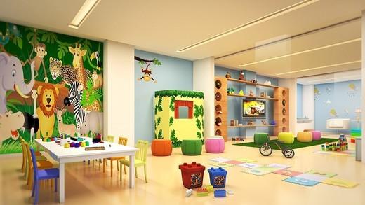 Brinquedoteca - Fachada - Idea Condominium - 587 - 8